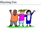 Webquest: Rhyming fun | Recurso educativo 34456