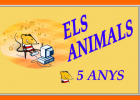 Els animals | Recurso educativo 40682