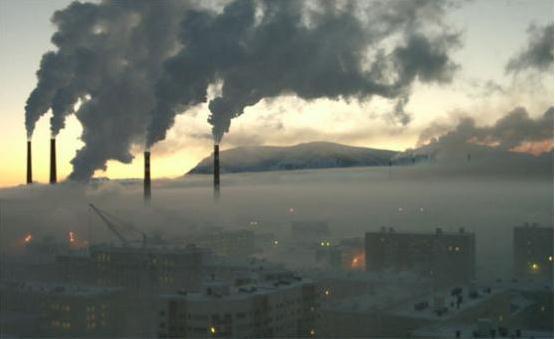 Contaminación del aire   Recurso educativo 46608 - Tiching