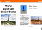 World significant sites of France | Recurso educativo 54052