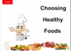 Choosing healthy foods | Recurso educativo 54788