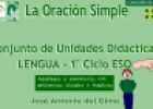 La oración simple | Recurso educativo 55986