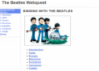Webquest: The Beatles | Recurso educativo 22680