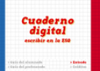Cuaderno digital | Recurso educativo 32193