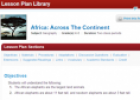 Africa: Across the continent | Recurso educativo 70709