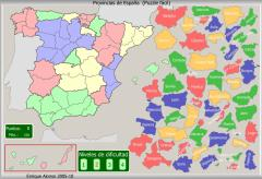 Mapas Flash Interactivos | Recurso educativo 90417