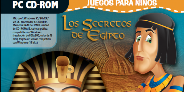 Los Secretos de Egipto (Descarga) | Recurso educativo 613116