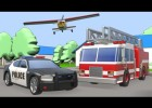 Transport vehicles sounds game | Recurso educativo 765804
