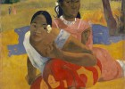 """Nafea Faa Ipoipo?"", Paul Gauguin 