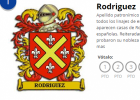 Escudos e historia de los apellidos - Coats of arms and history of surnames | Recurso educativo 774996